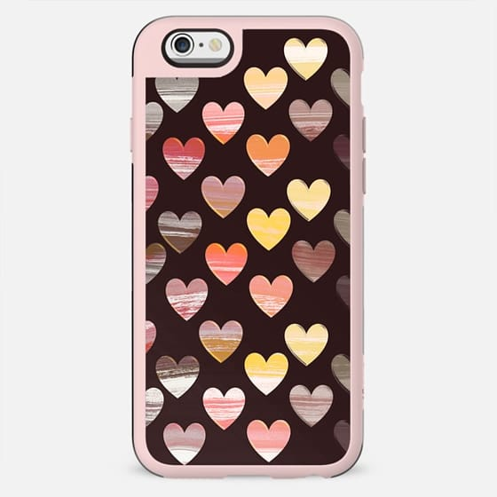 Chocolate hearts - New Standard Case