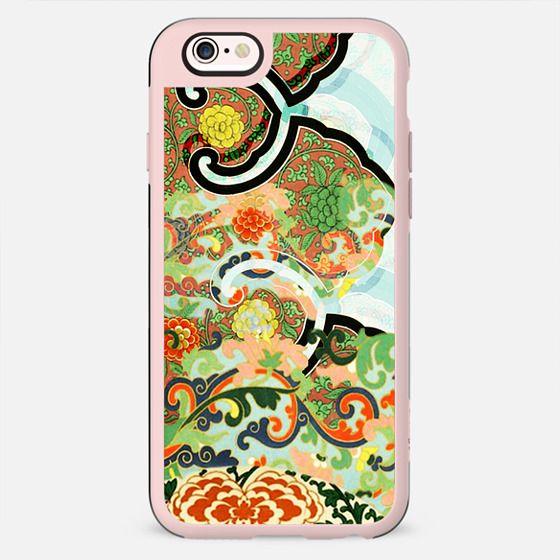 Asian floral decoration - New Standard Case