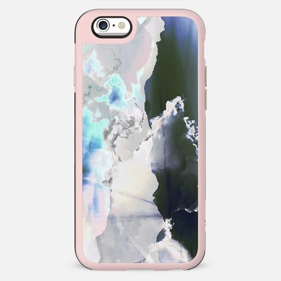 Watercolor faded clouds - New Standard Case
