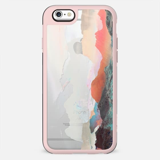 Faded painted landscape - New Standard Case