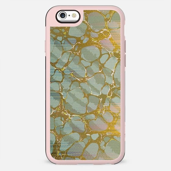Pastel golden marble - New Standard Case