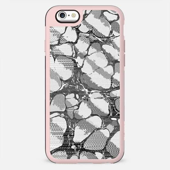 Monochrome marble abstract - New Standard Case