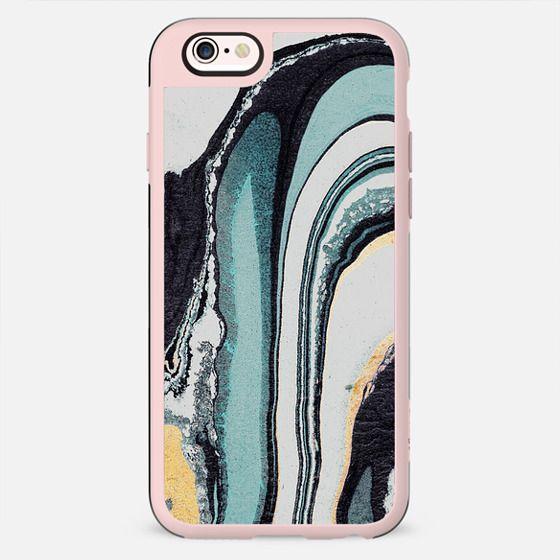 Liquid turquoise marble - New Standard Case