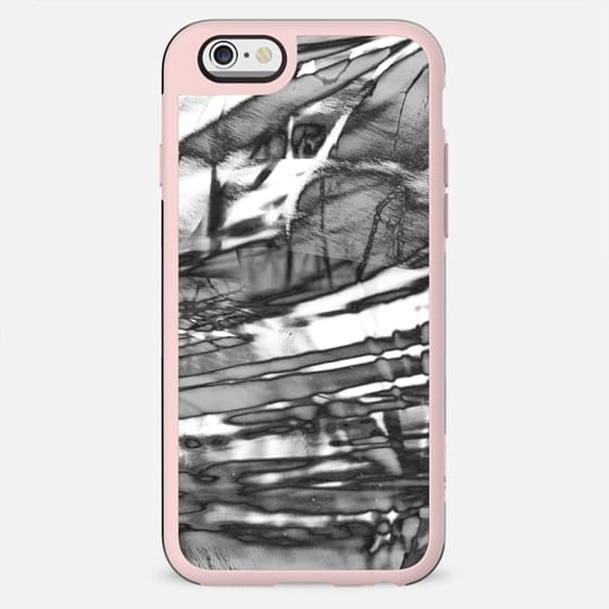 Burnt tree branches reflections - New Standard Case