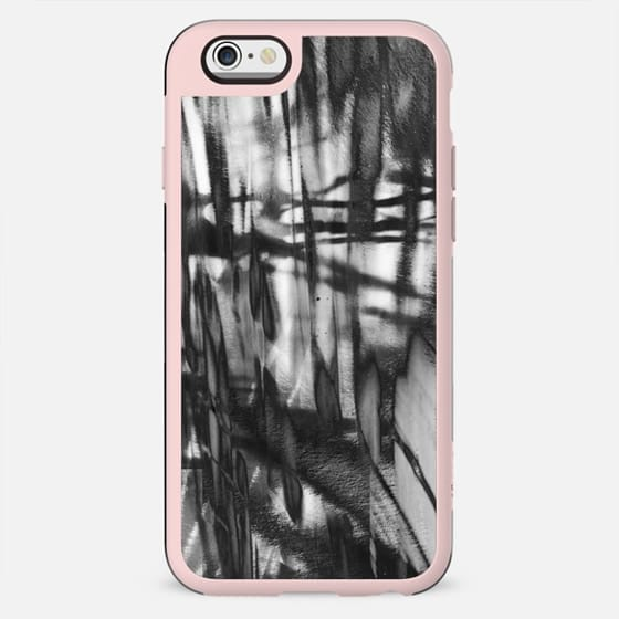 Burnt tree branches monochrome - New Standard Case