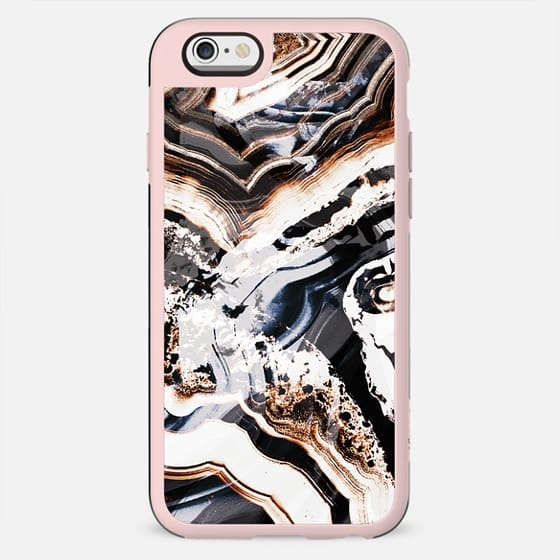 Ice contrasted marble - New Standard Case