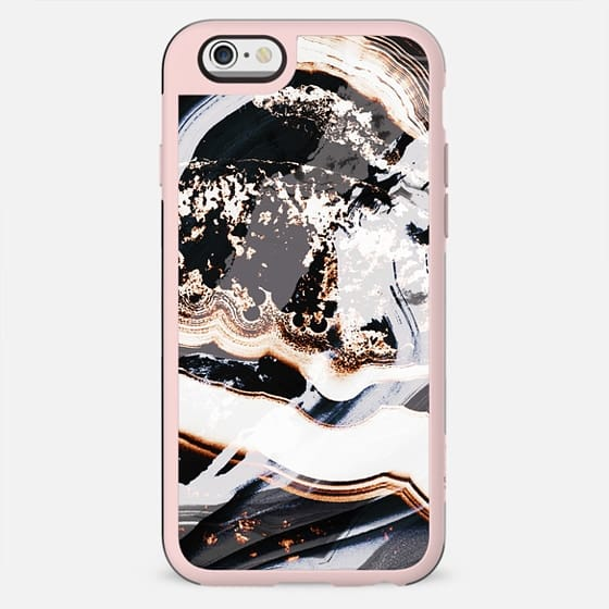 Icy marble abstract - New Standard Case