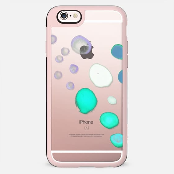 Painted watercolor bubbles - New Standard Case