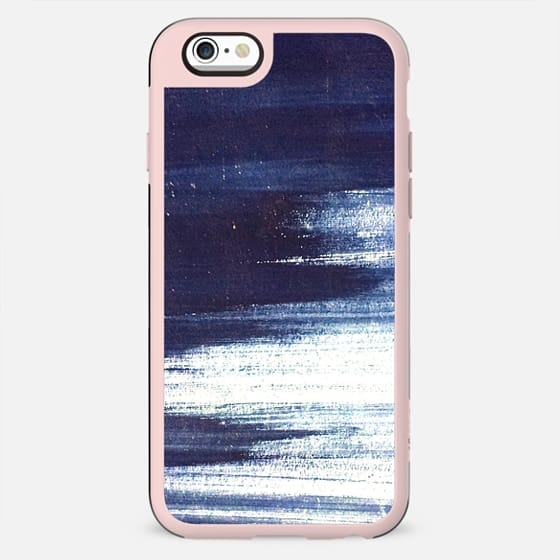 Grunge blue paint texture - New Standard Case
