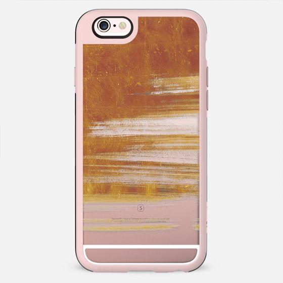 Golden peeled off paint - New Standard Case