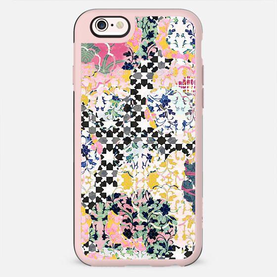 Pastel oriental patchwork - New Standard Case