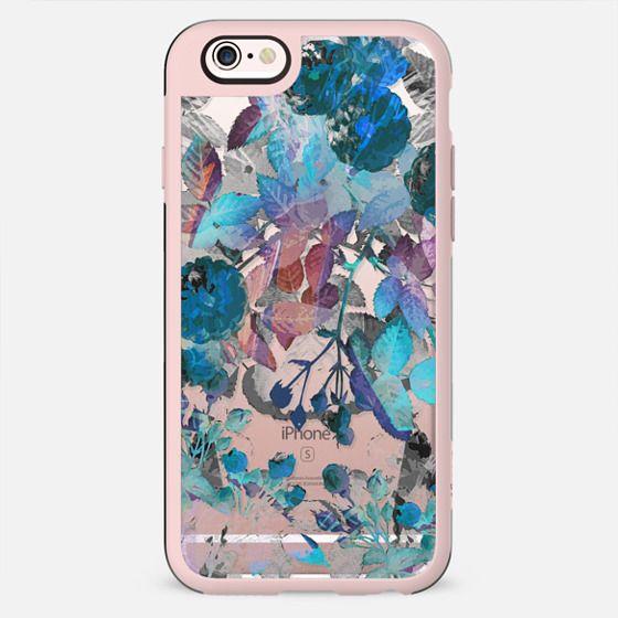 Blue painted rose garden - New Standard Case