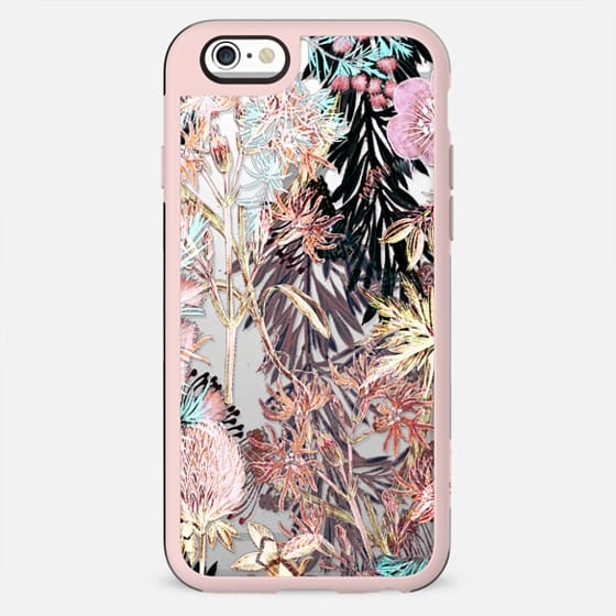 Autumn abstracted foliage - New Standard Case