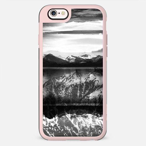 Snow mountains winter landscape - New Standard Case