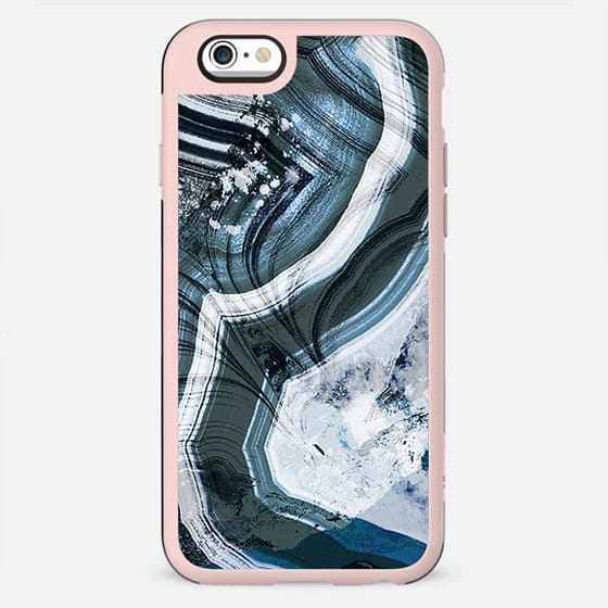 Icy marble lines - New Standard Case