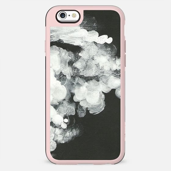 White painted clouds - New Standard Case