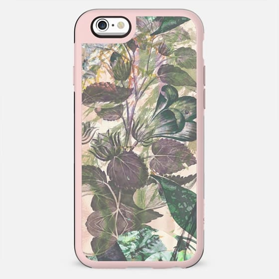 Vintage botanical painting detail - New Standard Case