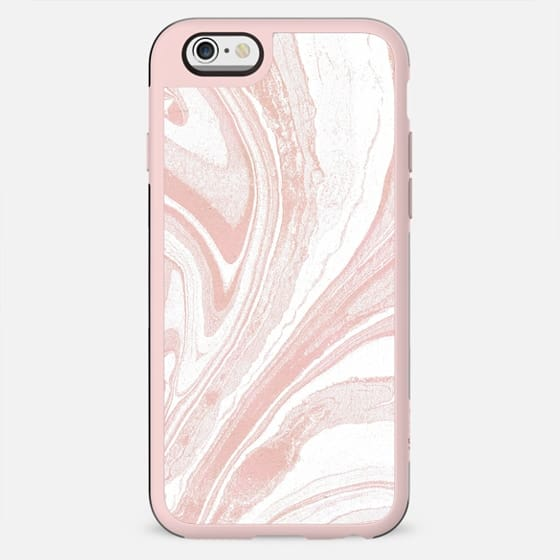 Simple pink marble - New Standard Case