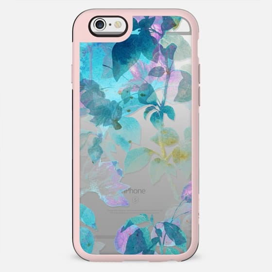 Watercolor foliage painting - New Standard Case