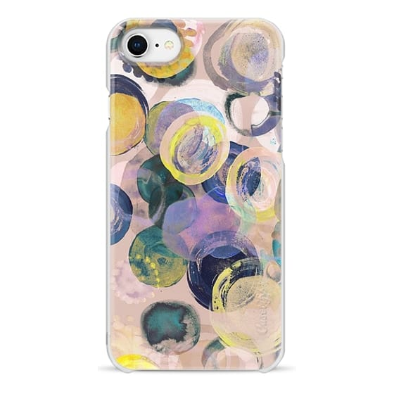 iPhone 6s Cases - Pastel watercolor dots