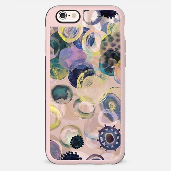 Watercolor pastel dots - New Standard Case