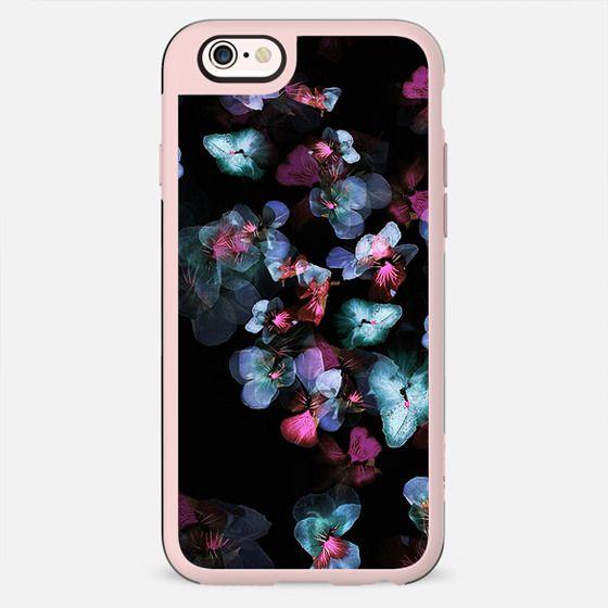 Delicate transparent pansy petals - New Standard Case