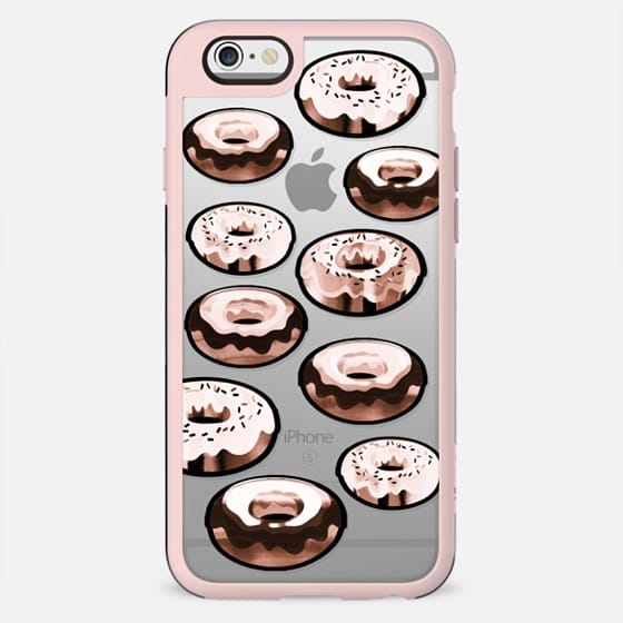 Coffee and chocolate donuts - New Standard Case