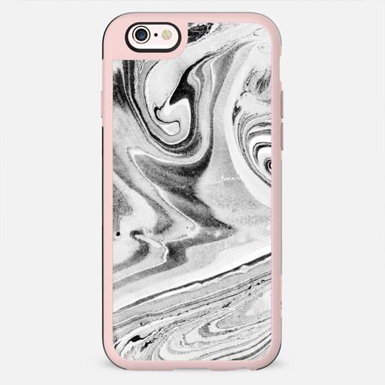 Grey marble swirls - New Standard Case