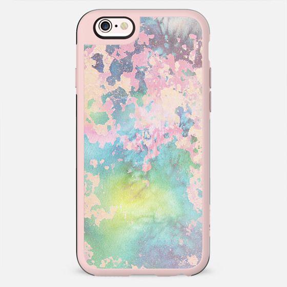 Pastel pink paint cracks II - New Standard Case