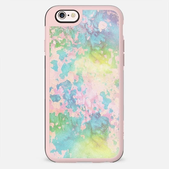 Painted watercolor cracks - New Standard Case