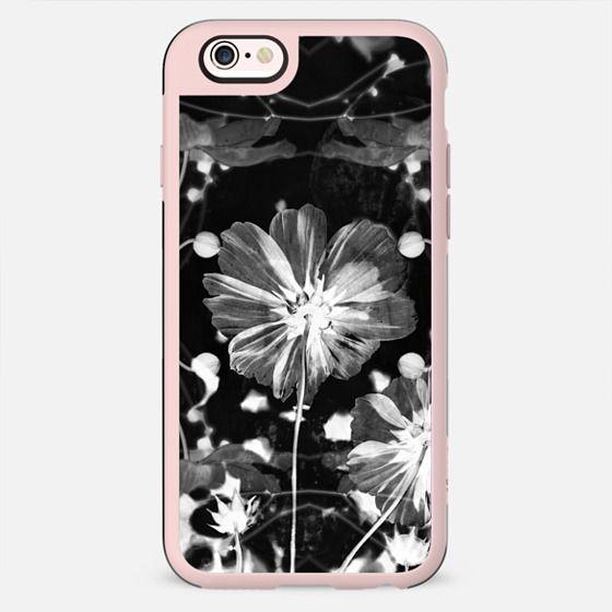 Monochrome x-ray flowers