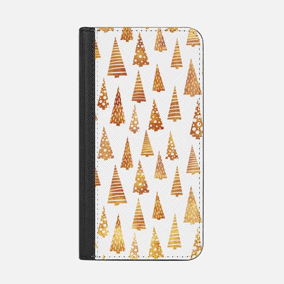 Casetify iPhone 7 Plus/7/6 Plus/6/5/5s/5c Case - Golden d...