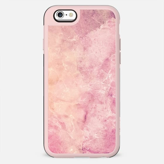 Hot pink marble - New Standard Case