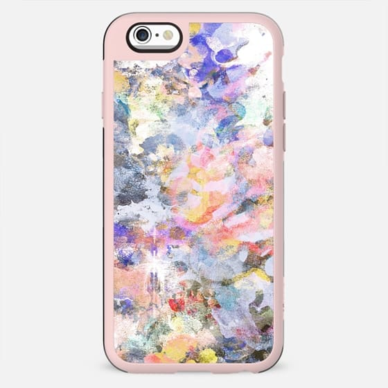 Colourful finger painting - New Standard Case