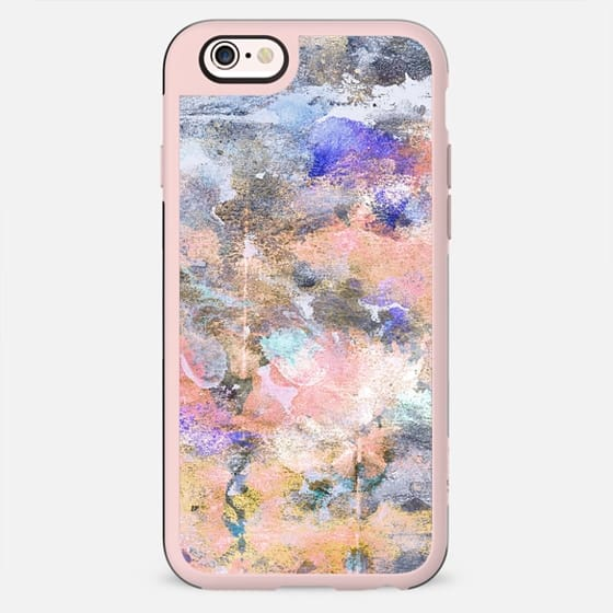 Abstract playful painting - New Standard Case