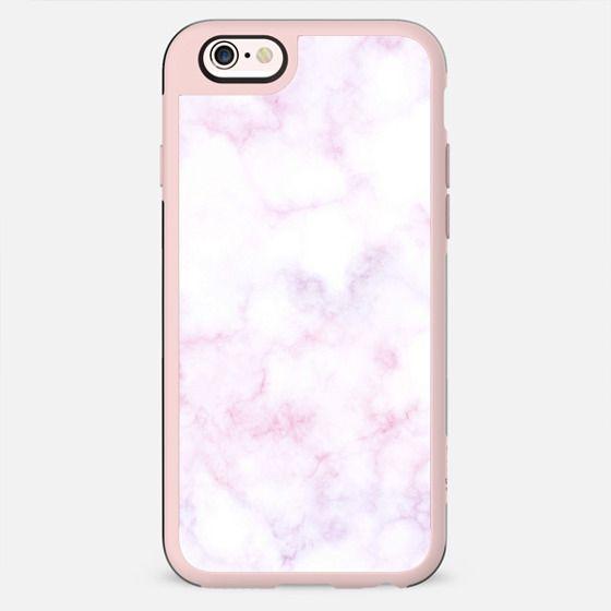 Elegant white pink marble - New Standard Case