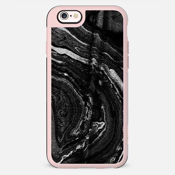 Dark marble art