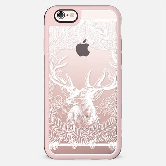 Winter deer illustration - New Standard Case