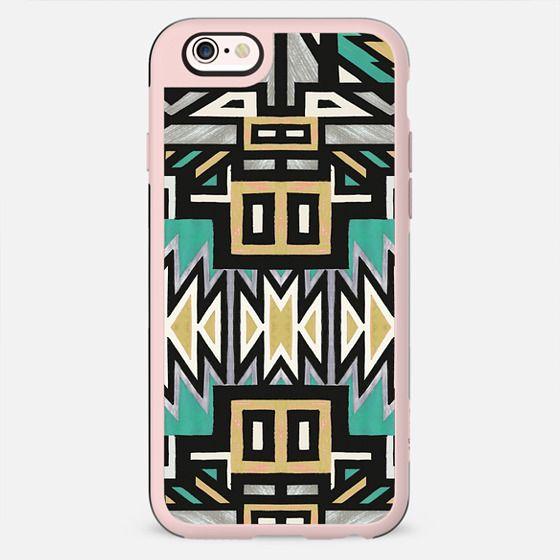Playful ethnic print - New Standard Case
