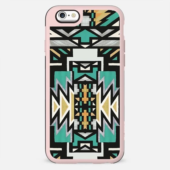 Playful ethnic print - New Standard Case