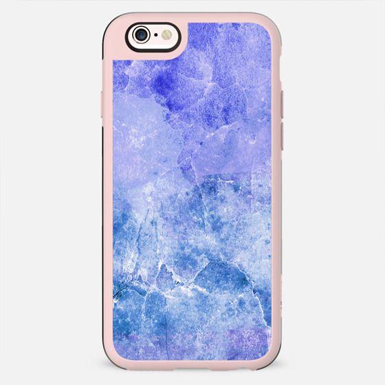 Rich blue precious marble - New Standard Case