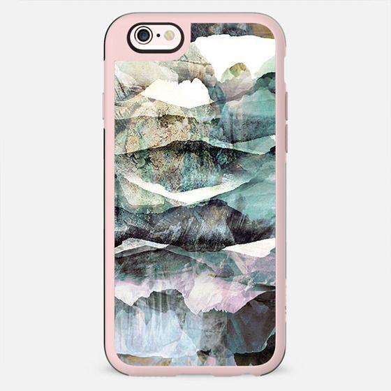 Precious stones mountain landscape - New Standard Case