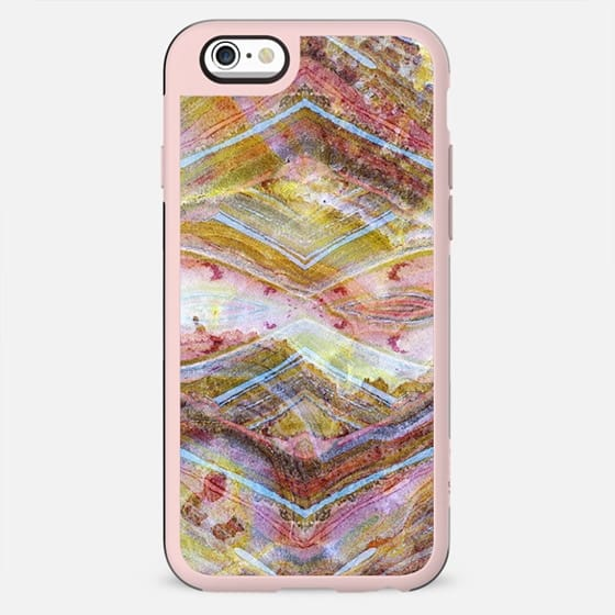 Pastel colors precious marble - New Standard Case