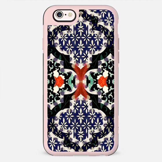 Elegant Damask foliage pattern - New Standard Case