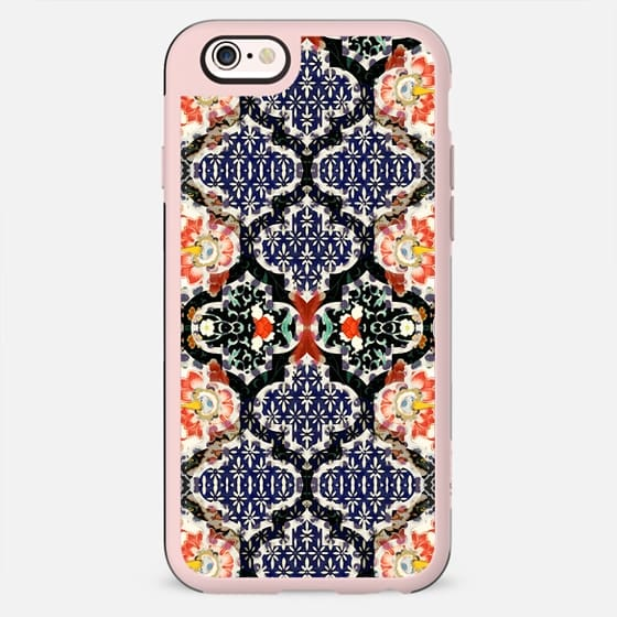 Elegant rich floral Damask pattern - New Standard Case