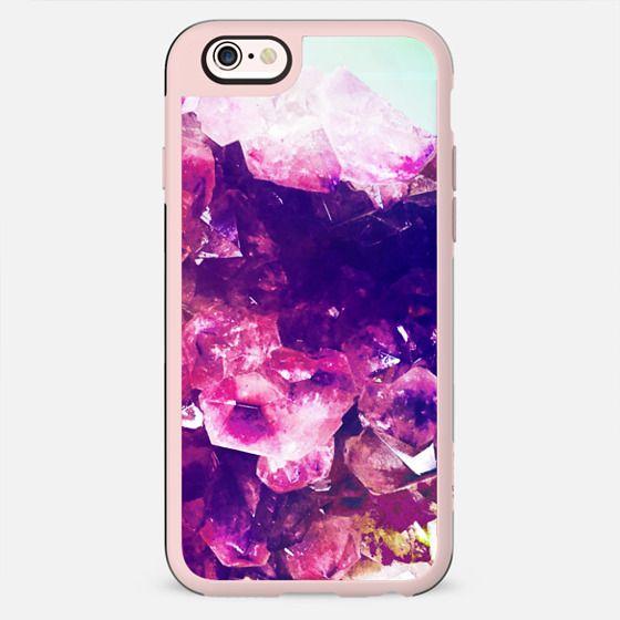 Pink magenta precious stones - New Standard Case