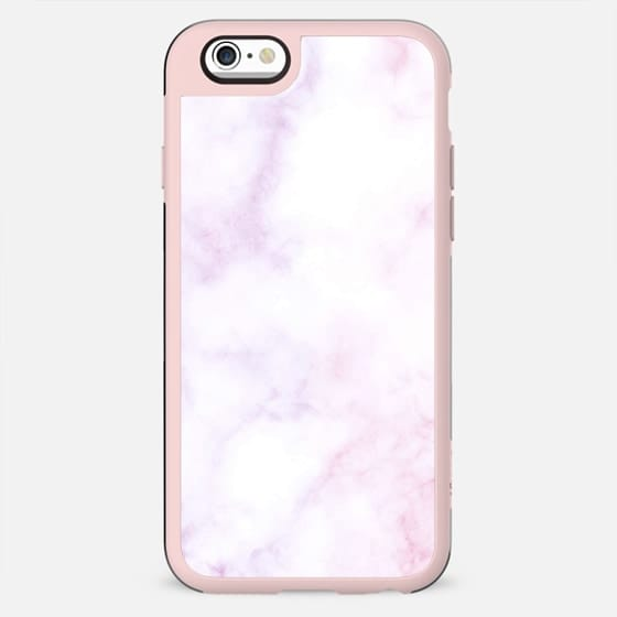 Delicate pink marble