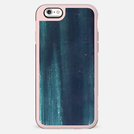 Dark turquoise paint