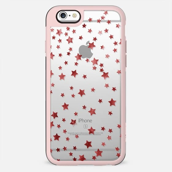 stars clear case - New Standard Case
