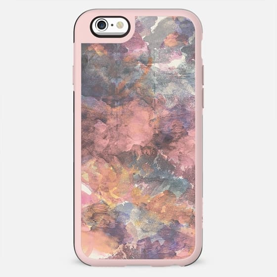 Watercolor pink paint - New Standard Case